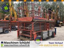 Skyjack SJ 9250 Scherenhebebühne 4x4, Diesel, 17m Arbeitsh