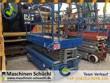 Haulotte Compact 10 Scherenhebebühne AH 10m nacelle automotrice Plate-forme ciseau occasion