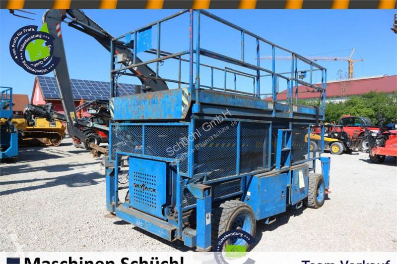 Voir les photos Nacelle Skyjack SJ9250 Scherenhebebühne 17m Allrad
