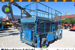 vysokozdvižná plošina Skyjack SJ9250 Scherenhebebühne 17m Allrad