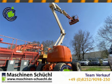 JLG 450AJ Serie II JIB 4x4 Gelenk-Teleskopbühne used articulated self-propelled
