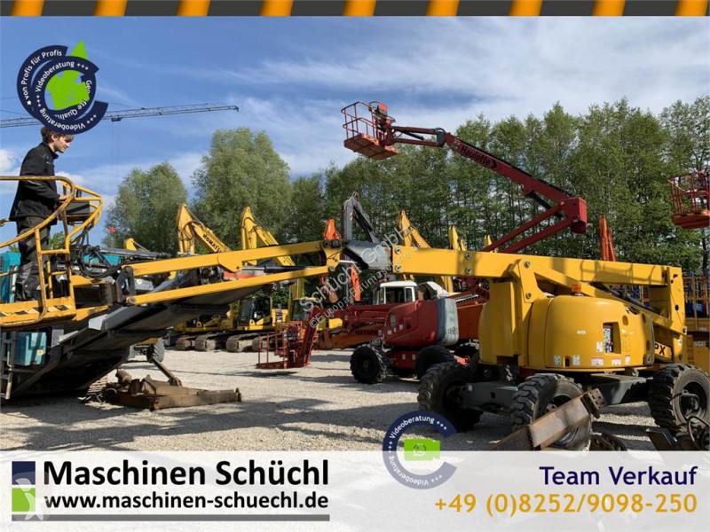 Ver as fotos Plataforma Haulotte HA 20 PX Gelenk-Teleskopbühne mit JIB-Arm