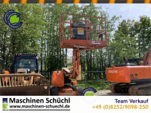 Used articulated self-propelled aerial platform JLG 450AJ Gelenk-Teleskopbühne 16m 4x4