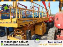 Cu nacela Haulotte H 15 SXL Scherenhebebühne 4x4, Diesel second-hand