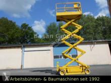 Genie GS 2646, Scherenarbeitsbühne Genie 10 m kendinden hareketli platform ikinci el araç