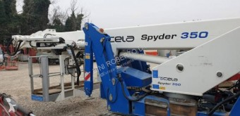 Cela Spyder 350 used tracked