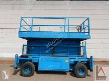 Hollandlift B-195DL25 aerial platform used Scissor lift self-propelled