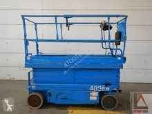 Achice SV08 aerial platform used Scissor lift self-propelled
