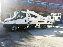 Iveco telescopic articulated platform commercial vehicle