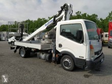 Oil & Steel telescopic truck mounted