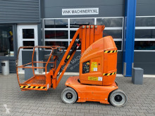 JLG Toucan 10E aerial platform used self-propelled