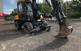 excavadora excavadora de ruedas nc