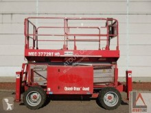 MEC 3772RT aerial platform used Scissor lift self-propelled