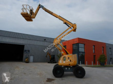 Haulotte HA 18 PX aerial platform used telescopic self-propelled