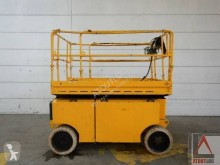 Iteco IT10151 used Scissor lift self-propelled