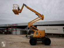 Haulotte HA 16 PX aerial platform used telescopic self-propelled