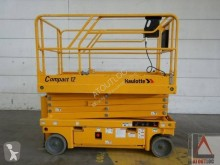 Haulotte Compact 12 used Scissor lift self-propelled