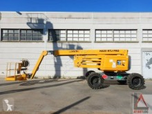 Haulotte HA20RTJ PRO aerial platform used articulated self-propelled