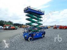 piattaforma automotrice a forbice Hollandlift
