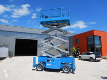Genie GS-3369RT aerial platform used Scissor lift self-propelled