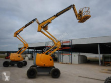 Haulotte telescopic self-propelled aerial platform HA 18 PX