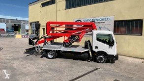 camión con cesta elevadora articulada usado