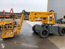 Haulotte HA 120 PX used telescopic articulated self-propelled
