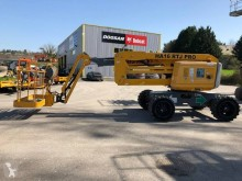 Used telescopic articulated self-propelled aerial platform Haulotte HA 16 RTJ PRO