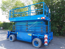 Hollandlift HL-220 D25 4WD/P/N used Scissor lift self-propelled