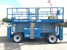 nacelle Genie GS 4390 RT diesel 4x4 15m