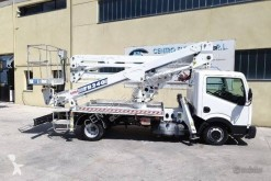 CMC articulated truck mounted