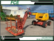 Used telescopic articulated self-propelled aerial platform Haulotte HA 16 SPX