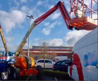 JLG 600AJ *ACCIDENTE*DAMAGED*UNFALL* piattaforma automotrice articolata telescopica incidentata