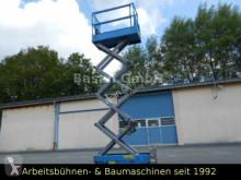 Genie GS 1932, Scherenarbeitsbühne Genie 8 m használt önjáró kosaras emelő