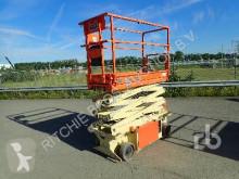 plataforma elevadora plataforma automotriz de tijeras JLG