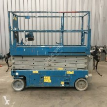 Genie GS2632 used Scissor lift self-propelled