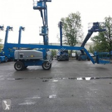Genie Z80/60 aerial platform used articulated self-propelled