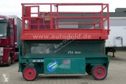 Liftlux articulated self-propelled SL 108 - 16