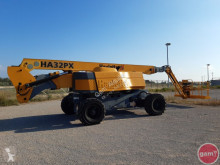 Haulotte HA32PX aerial platform used articulated self-propelled