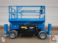 Genie GS2669BE used Scissor lift self-propelled