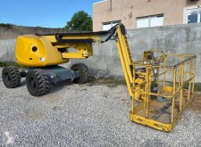 Used telescopic articulated self-propelled aerial platform Haulotte HA 16 SPX HA16SPX