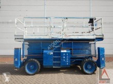 Genie GS-4390RT aerial platform used Scissor lift self-propelled