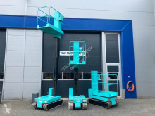 Plataforma elevadora plataforma sobre cadenas BPC-40 rupshoogwerker