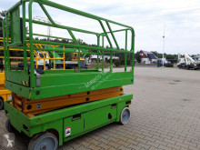 Haulotte Compact 8W used Scissor lift self-propelled