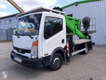 Camion Nissan Cabstar SNAKE 1770 COMPACT RE / NISSAN CABSTAR nacelle occasion