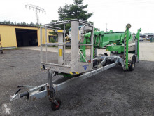 Plataforma elevadora camión con cesta elevadora Ommelift 2100 EZ / EBZ