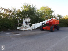 Used telescopic self-propelled aerial platform Aichi SP18A