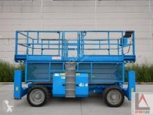 Vysokozdvižná plošina Genie GS-4390RT pracovná plošina na samohybnom podvozku Nožnicová plošina ojazdený