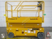 Haulotte Compact 10 aerial platform new Scissor lift self-propelled