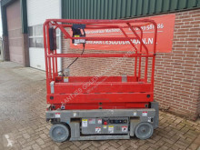 Haulotte incl keuringen used Scissor lift self-propelled